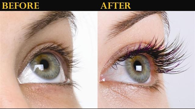 Eye Lash Tinting in Salem, NH